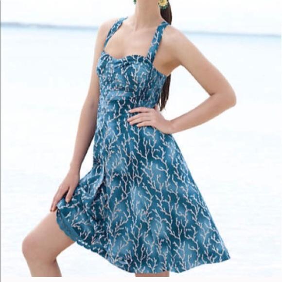 Anthropologie Dresses & Skirts - [Anthropologie] HD in Paris Acropora Reef Dress